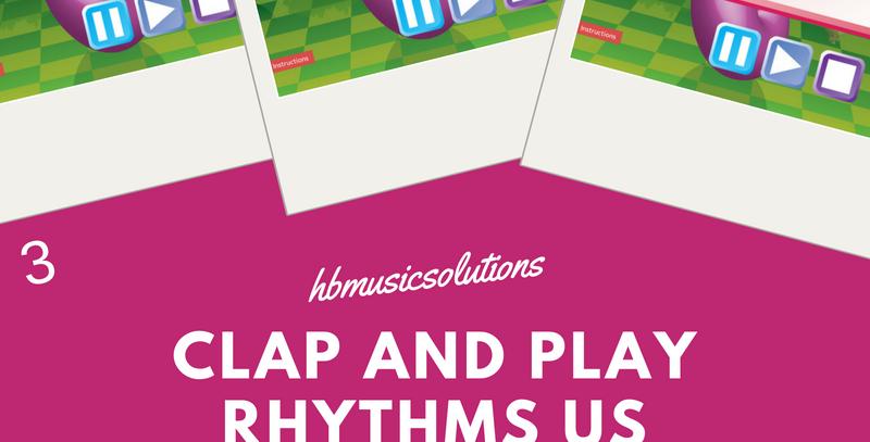 Clap And Play Rhythms 3 US
