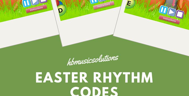 Easter Rhythm Codes
