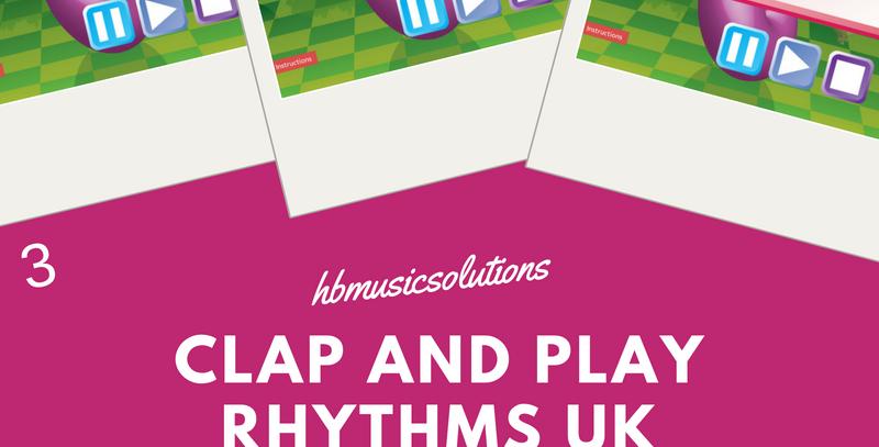 Clap And Play Rhythms 3 UK