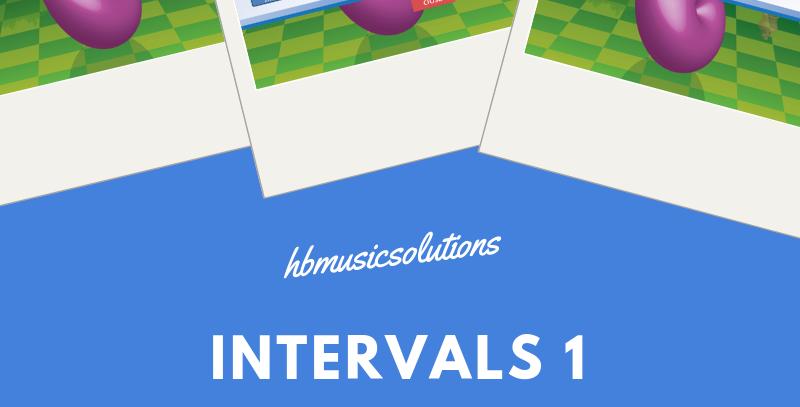 Intervals 1