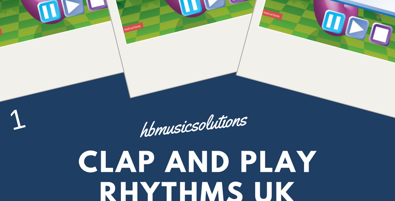 Clap And Play Rhythms 1 UK