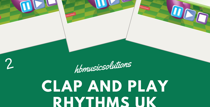 Clap And Play Rhythms 2 UK