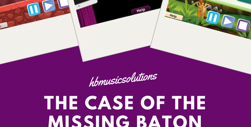 The Case Of The Missing Baton 1 - 5