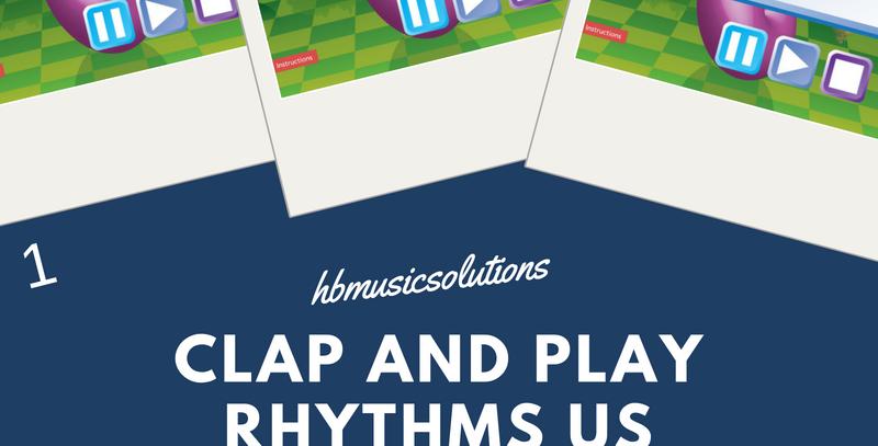 Clap And Play Rhythms 1 US