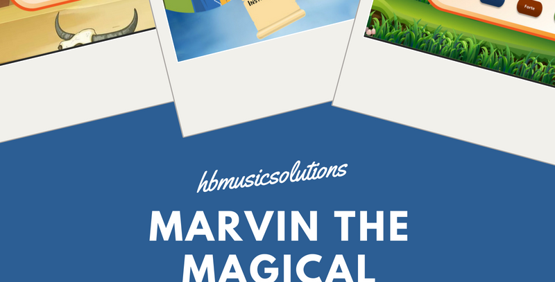 Marvin The Magical