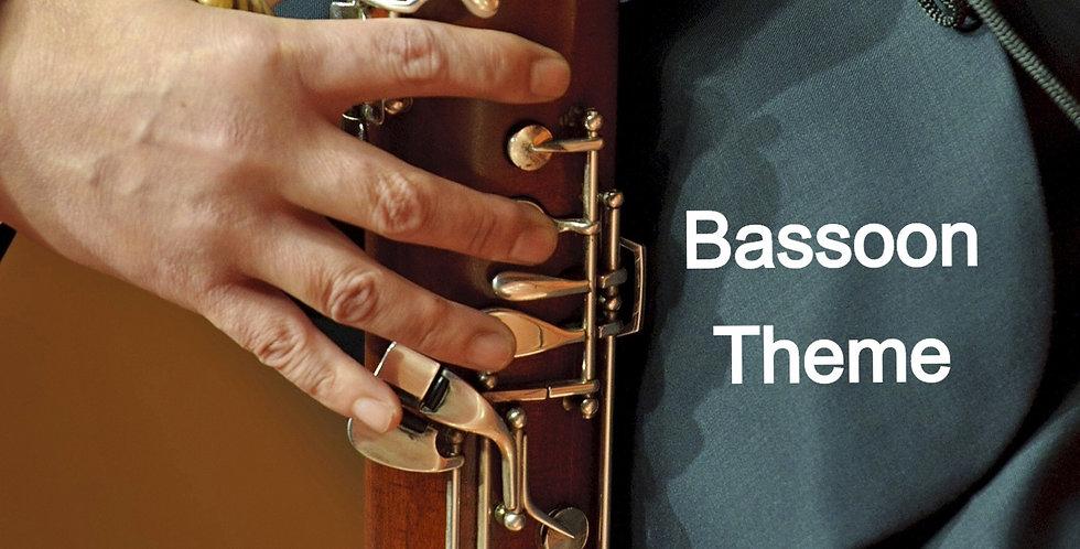 Bassoon Theme