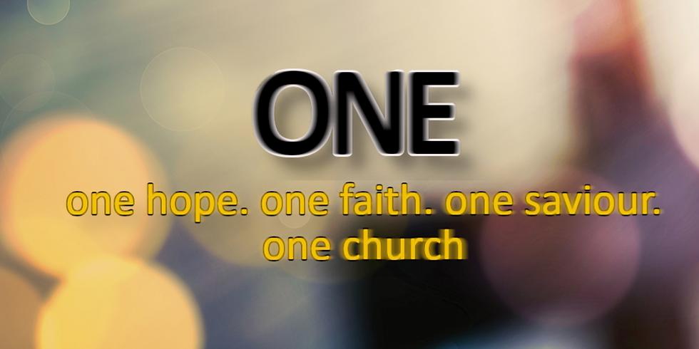 ONE Service - Sunday, June 23, 2019