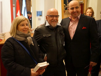El éxito mundial de Nothing to Lose 3 alcanza Ginebra, Símbolo de la lucha por los Derechos Humanos
