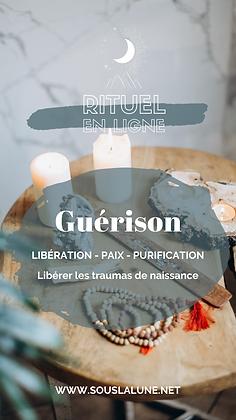 GUÉRISON