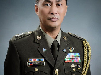 A Cebuano is PH First Defense Attaché in Russia