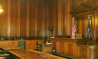 The Courtroom - Jury's Out - Your Case Hangs in the Balance