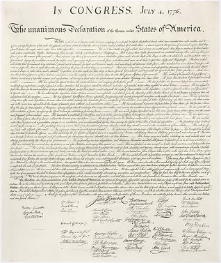 "The Declaration of Independence - The ""Pursuit of Happiness"" - It's Your Constitutional Right"