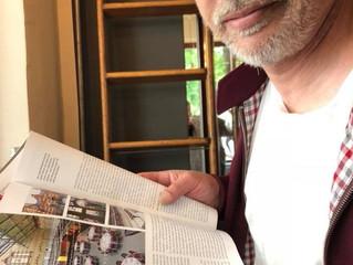 Bericht im Strassenkreuzer Mai-Ausgabe