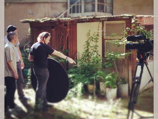 TV-Dreh für goho.tv