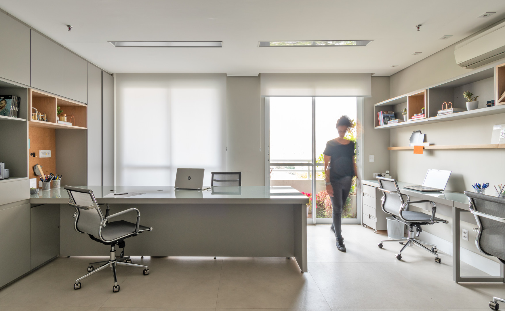 Sala de Trabalho.