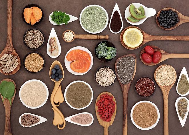 超級健康食品