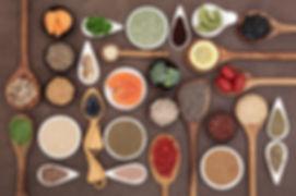 kruiden en voeding