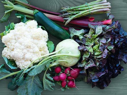 十種方法助你每天攝入更多的蔬菜
