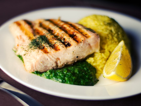 Sensible Eating: Seafood