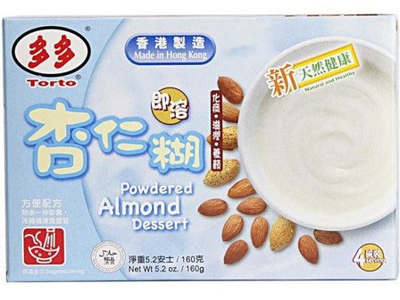 Snack Healthy with Hong Kong Desserts!
