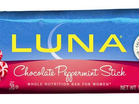 每月小吃推介: LUNA Bar