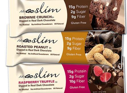 每月小吃推介: NugoSlim巧克力脆棒(多種口味)