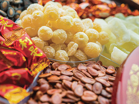 Healthy Snacks for Chinese New Year