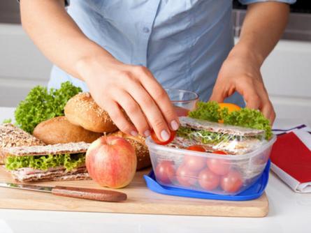 如何製作你的健康午餐盒