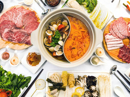 Tackle the Hot Pot