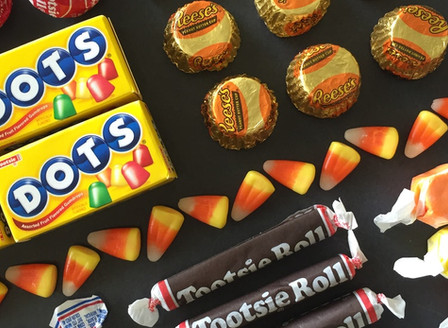 How Much Does it Take to Burn Off Halloween Candy?