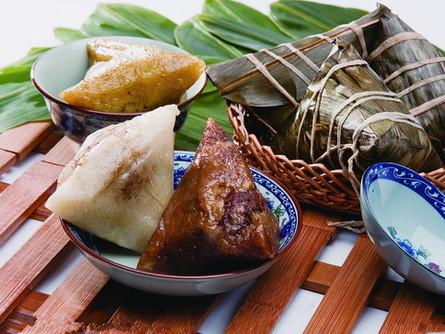 端午節健康吃粽子