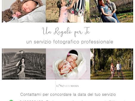 Idee Regalo | Regala un servizio Fotografico