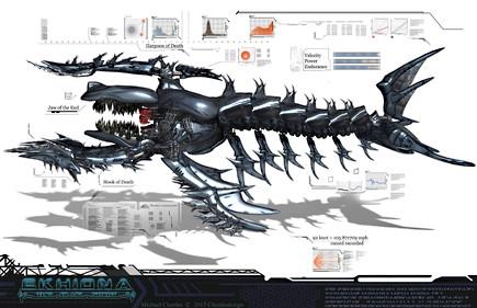 裝備武器概念設計