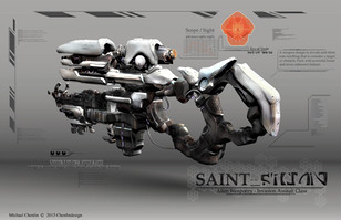 武器概念設計