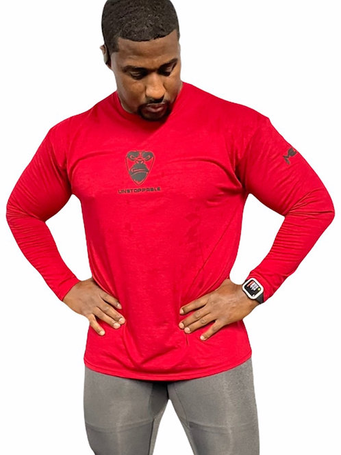 Mens Unstoppable Workout Longsleeve