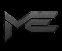 new me logo dark gray metall.png