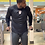 Thumbnail: Men's Zone Performance Long Sleeve T-Shirt
