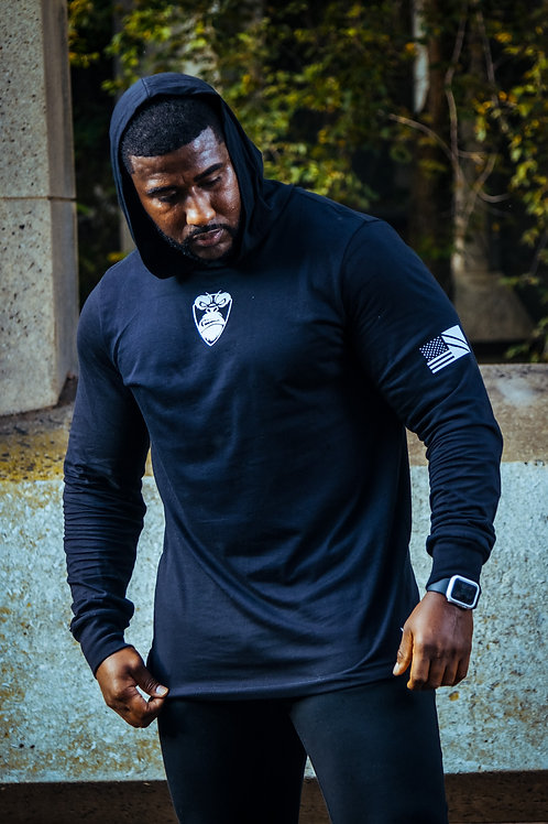Unstoppable Unisex Jersey Long-Sleeve Hoodie