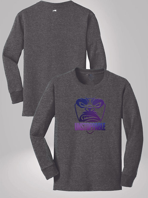 Youth Unstoppable Longsleeve T-shirts
