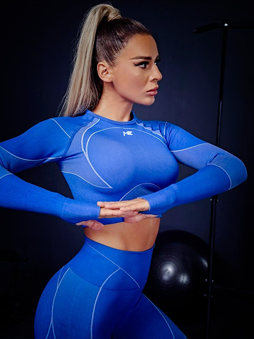 XTRAORDINARYCUT OUT BACK SPORT TEES AND LEGGINGS