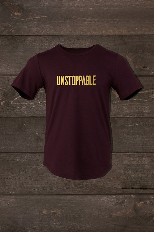 UNSTOPPABLE FASHION TEE