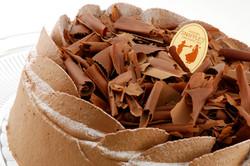 グルテンフリーのチョコケーキ