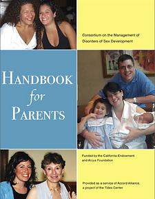 性分化疾患:家族のためのハンドブック