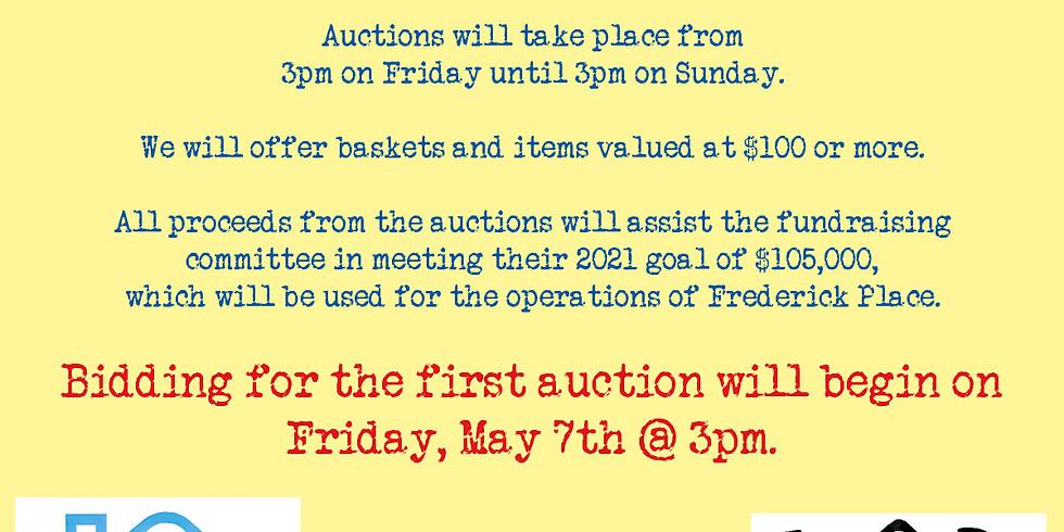 Online Facebook Auction