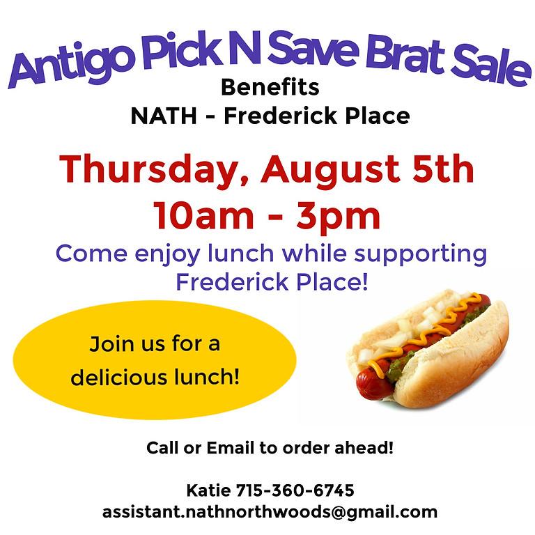 Brat Sale - Pick N Save - Antigo