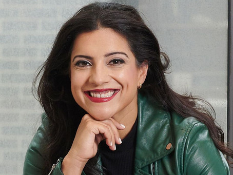 Girls Who Code Founder, Reshma Saujani, on Fighting for Mothers' Rights And Taking Risks