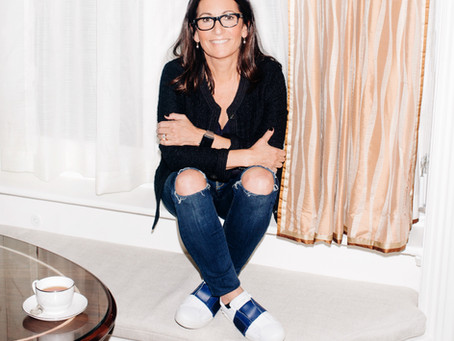 Bobbi Brown Cleans Up + Gets Back to Beauty