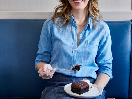 Candace Nelson, Founder of Sprinkles Cupcakes, Goes with Her Gut. Literally.