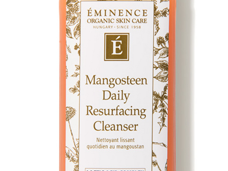 Eminence mangosteen cleanser