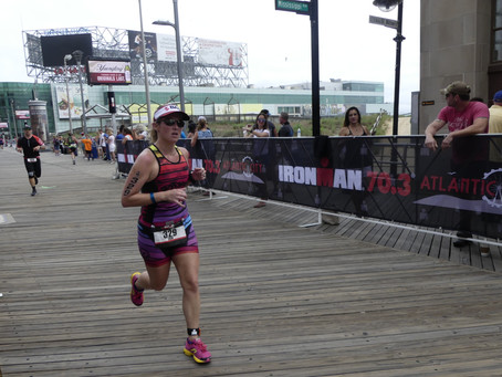 Ironman AC 70.3 Race Report